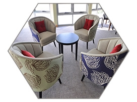 Glenview aged care function fit out