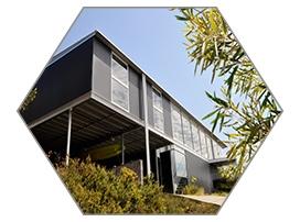 Sandy Bay exterior scheme