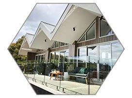 The Lair exterior scheme